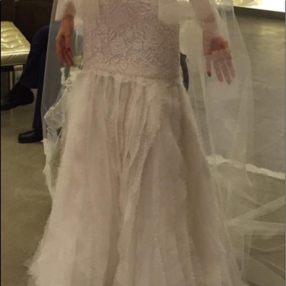 Dior Dresses | Christian Wedding Gown | Poshmark